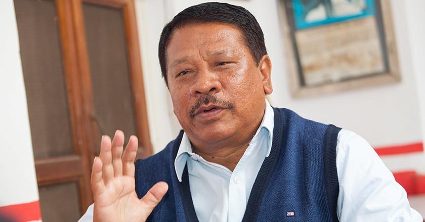 पार्टी मजबुद बनाउनु कार्यकर्ताको जिम्मेवारी :  प्रकाशमान सिंह