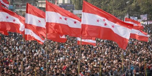 मंसिर २९ गते कम्युनिस्ट सरकारको होस उड्दै, ७७ वटै जिल्लामा कांग्रेसको यस्तो प्रहार