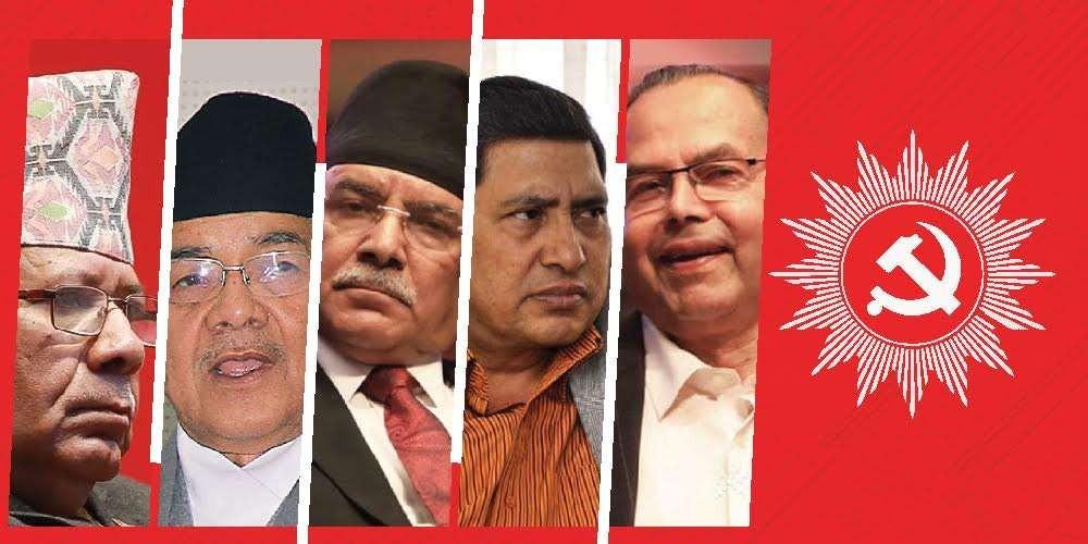 रातारात ओलीलाई प्रचण्ड–नेपाल समूहको चेतावनी, बालुवाटारमा खतराको संकेत !