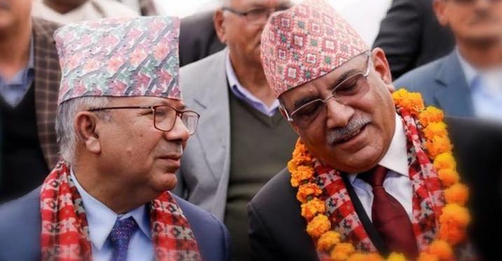 प्रधानमन्त्रीविरुद्ध एकै ठाउँमा प्रचण्ड र माधव नेपाल