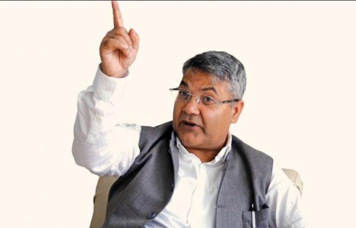 भारतमा प्रचण्डको राजनीतिक भेटघाट, गोकुल बास्कोटाले दिए धम्की !