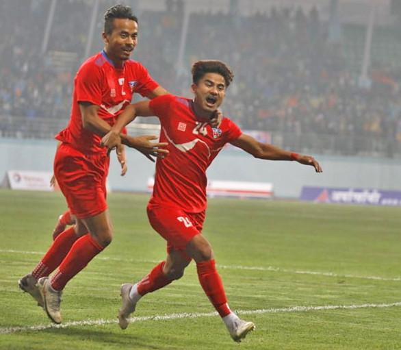 ३७ वर्षपछि आफ्नै भुमीमा नेपाललाई अन्तर्राष्ट्रिय फुटबलको उपाधि!
