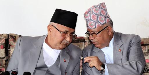 ओली-नेपाल मिलेसँगै माओवादीमा हरिविजोग,  एमाले प्रवेश गर्ने तयारीमा  नेताहरु !