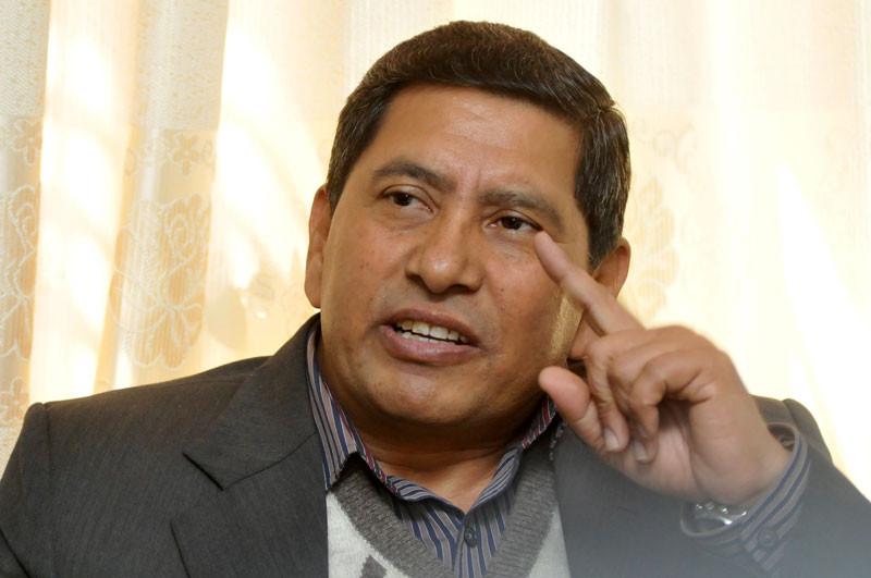'सरकारलाई माओवादीको समर्थन छैन'