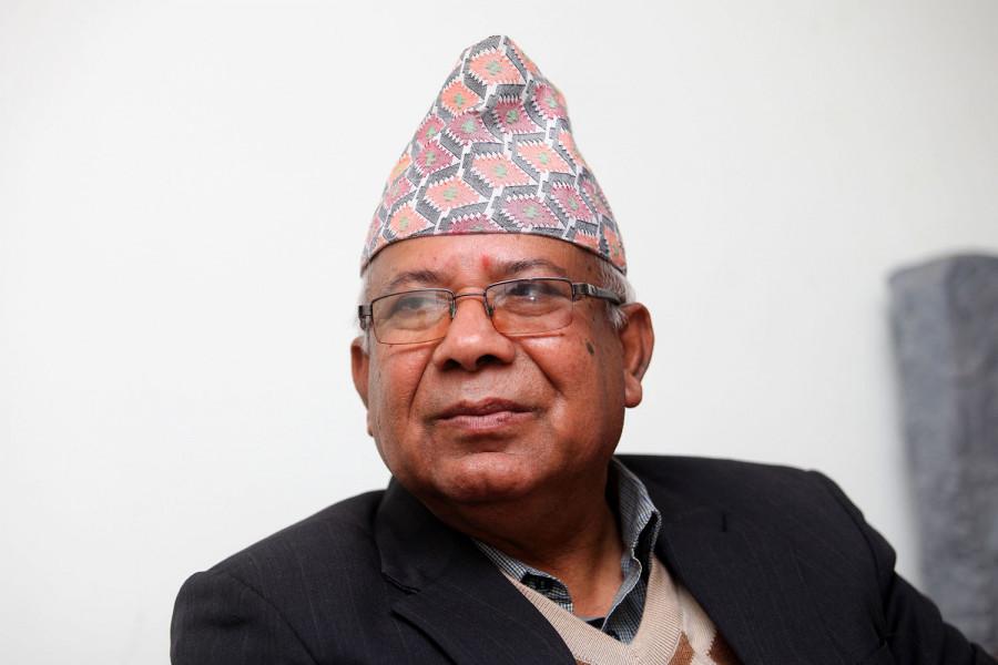 एमालेमा माधव नेपाल समूहले देखायो यस्तो संकेत, अब के होला ?