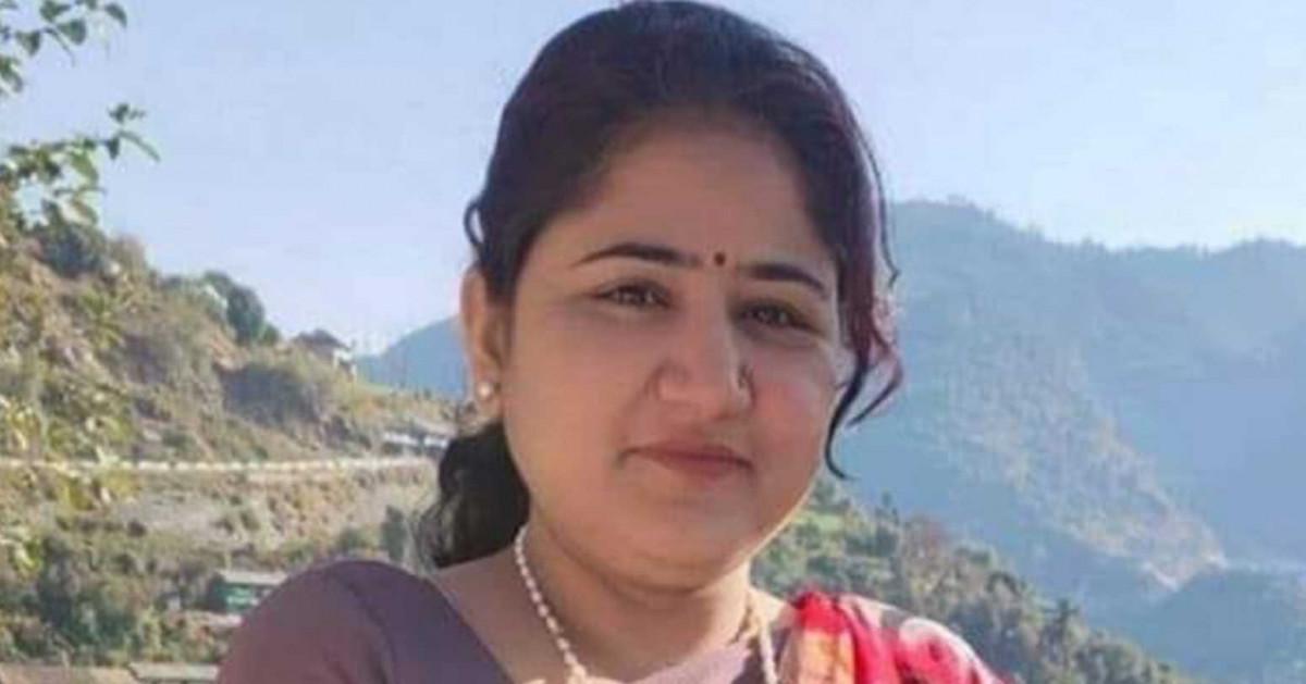 शंकर पोखरेल नेतृत्वकाे लुम्बिनी सरकार ढाल्ने विमला वली बनिन् राज्यमन्त्री