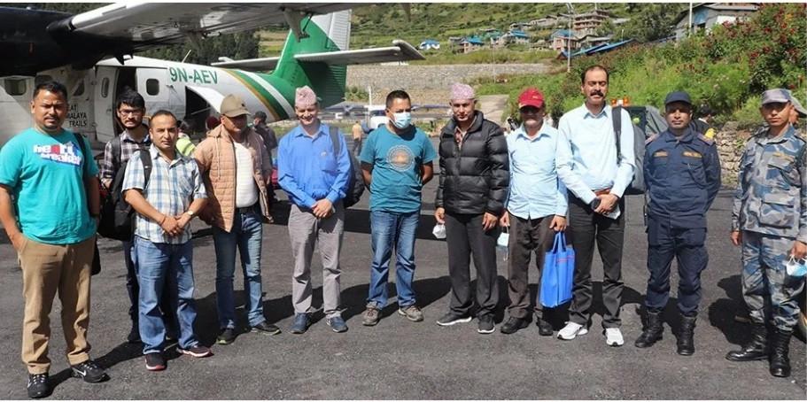 नेपाल-चीन सीमा विवाद : लिमी लाप्चामा सीमा स्तम्भको अध्ययन गरेर हिल्सा पुग्यो समिति
