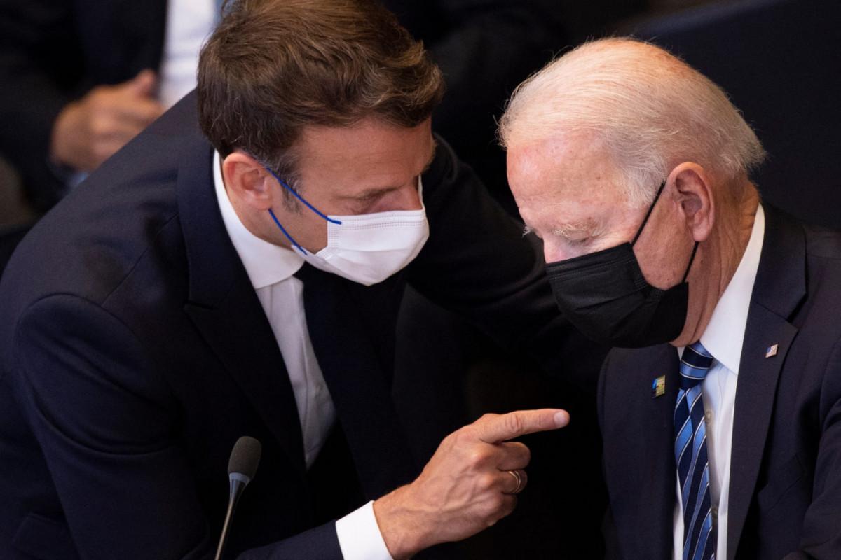 विश्व शक्तिबिच खटपट : अमेरिकामा रहेका राजदूतलाई फिर्ता बोलाउदै फ्रान्स