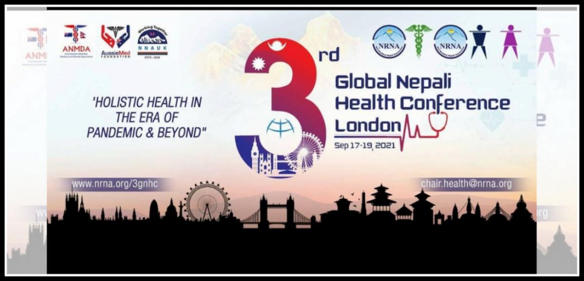 विश्व नेपाली स्वास्थ्य सम्मेलनले जारी गर्याे २८ बुँदे लण्डन घोषणापत्र