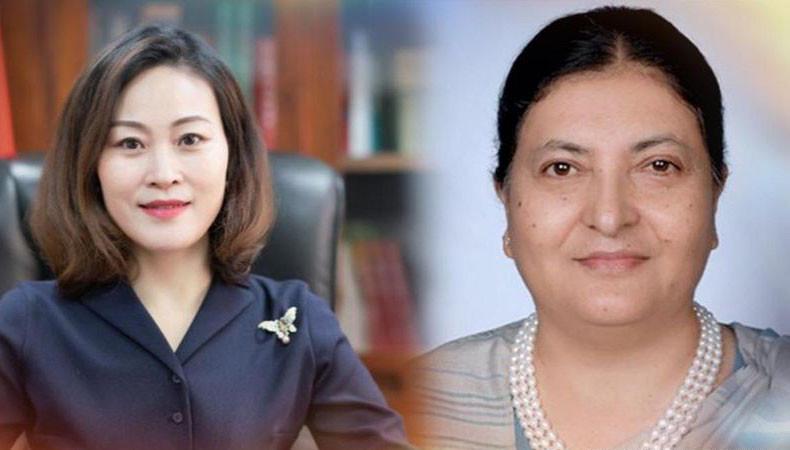 राष्ट्रपति कार्यालय शीतल निवाससमेत चीनको 'कब्जा'मा, चिनियाँ राजदूतले धज्जी उडाइन नेपाली स्वाधिनताको