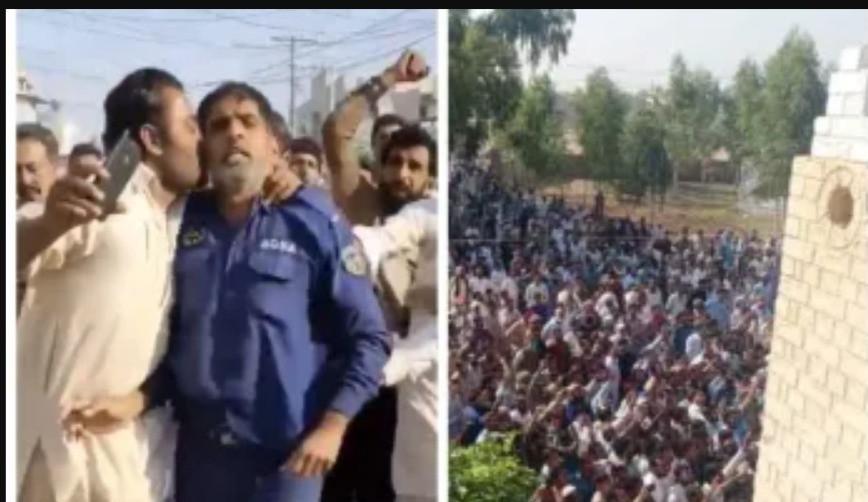 चीनले गर्याे पैगम्बर मुहम्मदको अपमान, आक्रोशित पाकिस्तानीद्वारा चिनियाँमाथि भयङ्कर आक्रमण