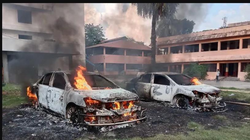 बंगलादेशमा हिन्दुमाथि आक्रमण, देशभर सुरक्षा व्यवस्था कडाइ